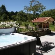 Chalet Jagdhaus - Whirlpool