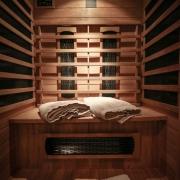 Chalet mit Sauna im Bayerischen Wald