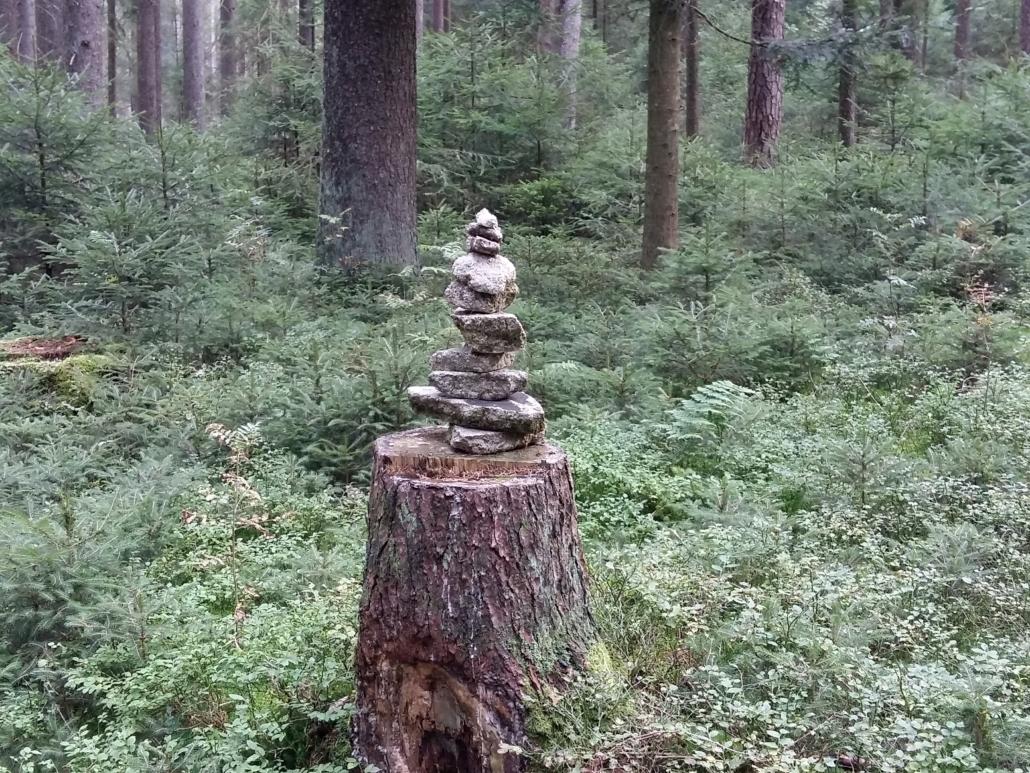 GPS-Wandern - Urlaub in Bayern