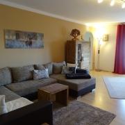 Urlaub in Bayern - Bauernstube - Couch -Wohnzimmer