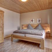 Feriensuite Waldstube - Schlafzimmer