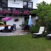 Ferienhaus mir Garten in Bayern