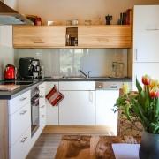 Küche Chalet Jagdhaus in Bayern