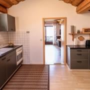 Waldstube Küche voll ausgestattet