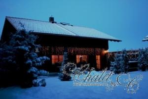 Winter Chalet im Bayersichen Wald