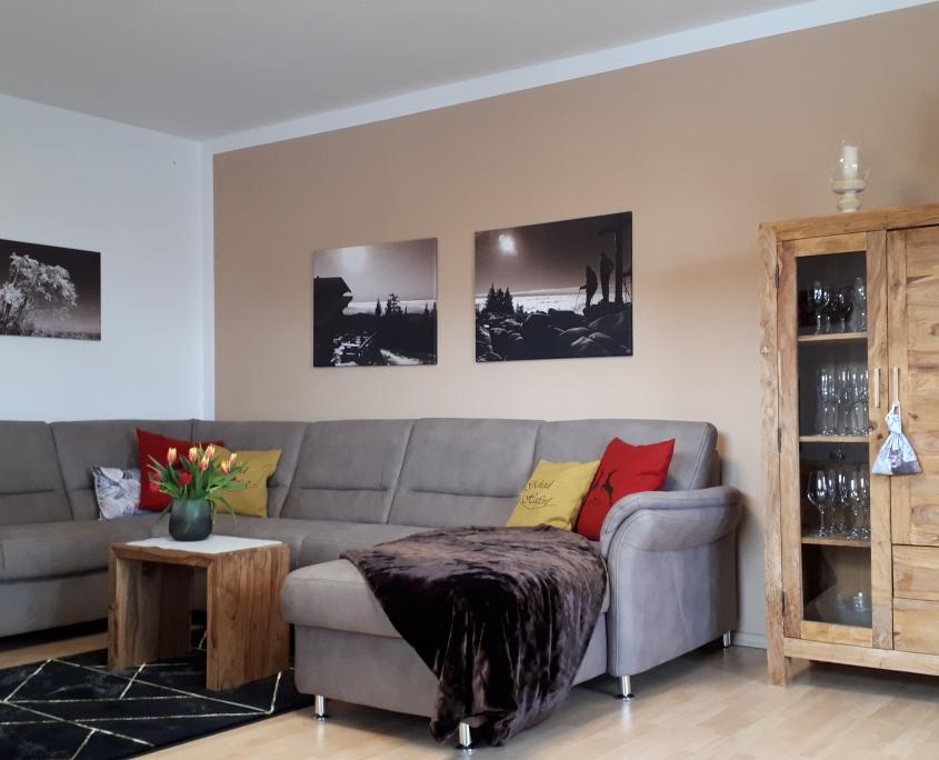 Ferienhaus Wartner - Wohnzimmer