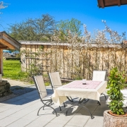outdoor living Chalet Urlaub