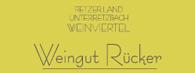 Weingut Rücker - Chalet im Bayerischen Wald