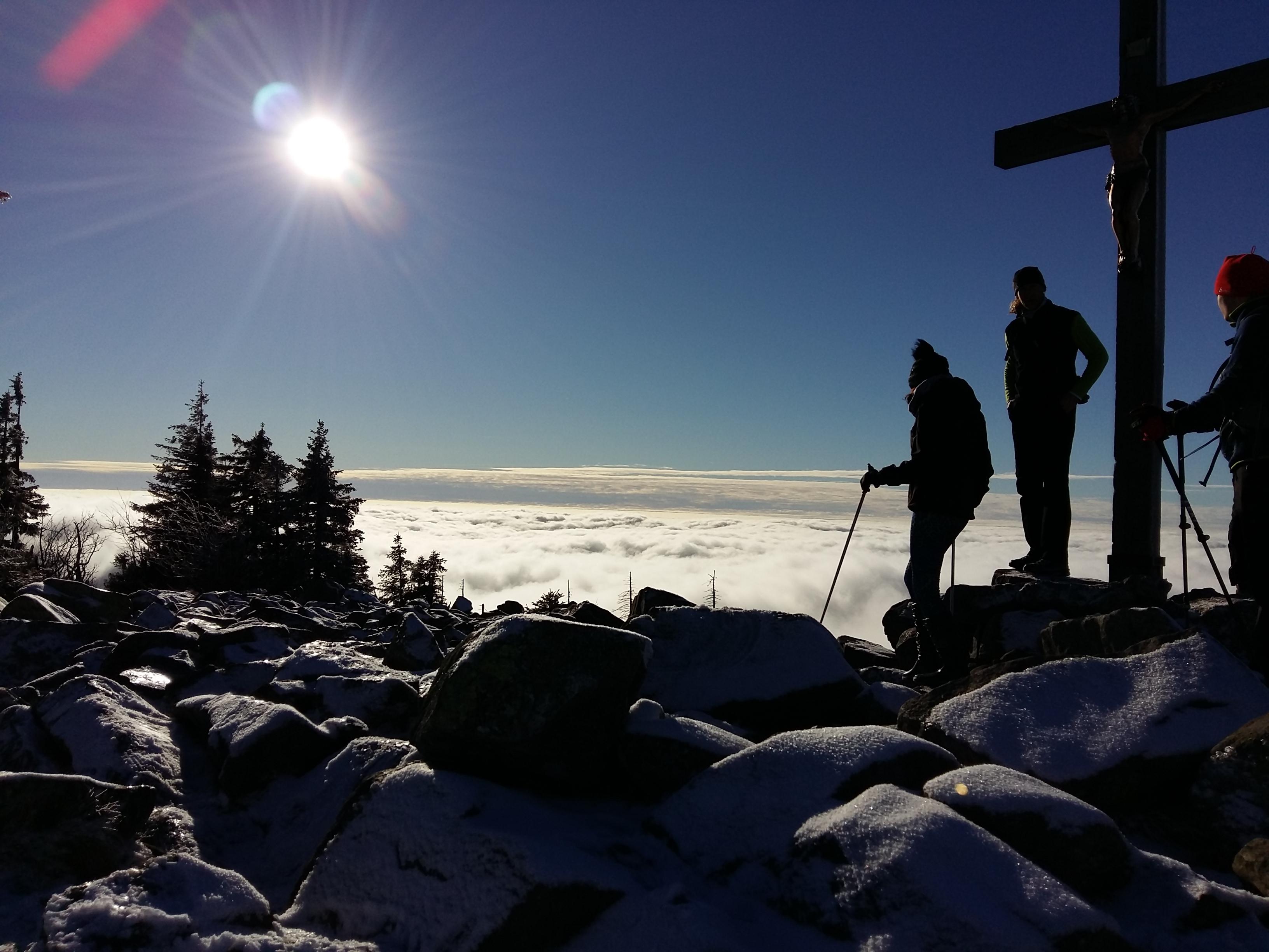 Lusen - Urlaub im Bayerischen Wald